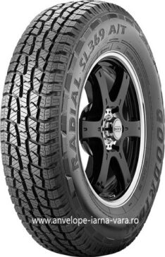 Anvelope off-road Goodride SL 369 96H 205/70R15